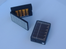 Solar charge batteries